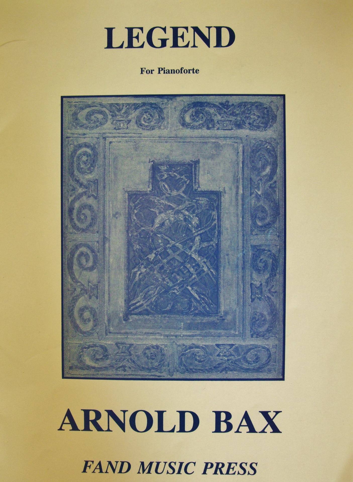 Sir Arnold Bax.  The Legend