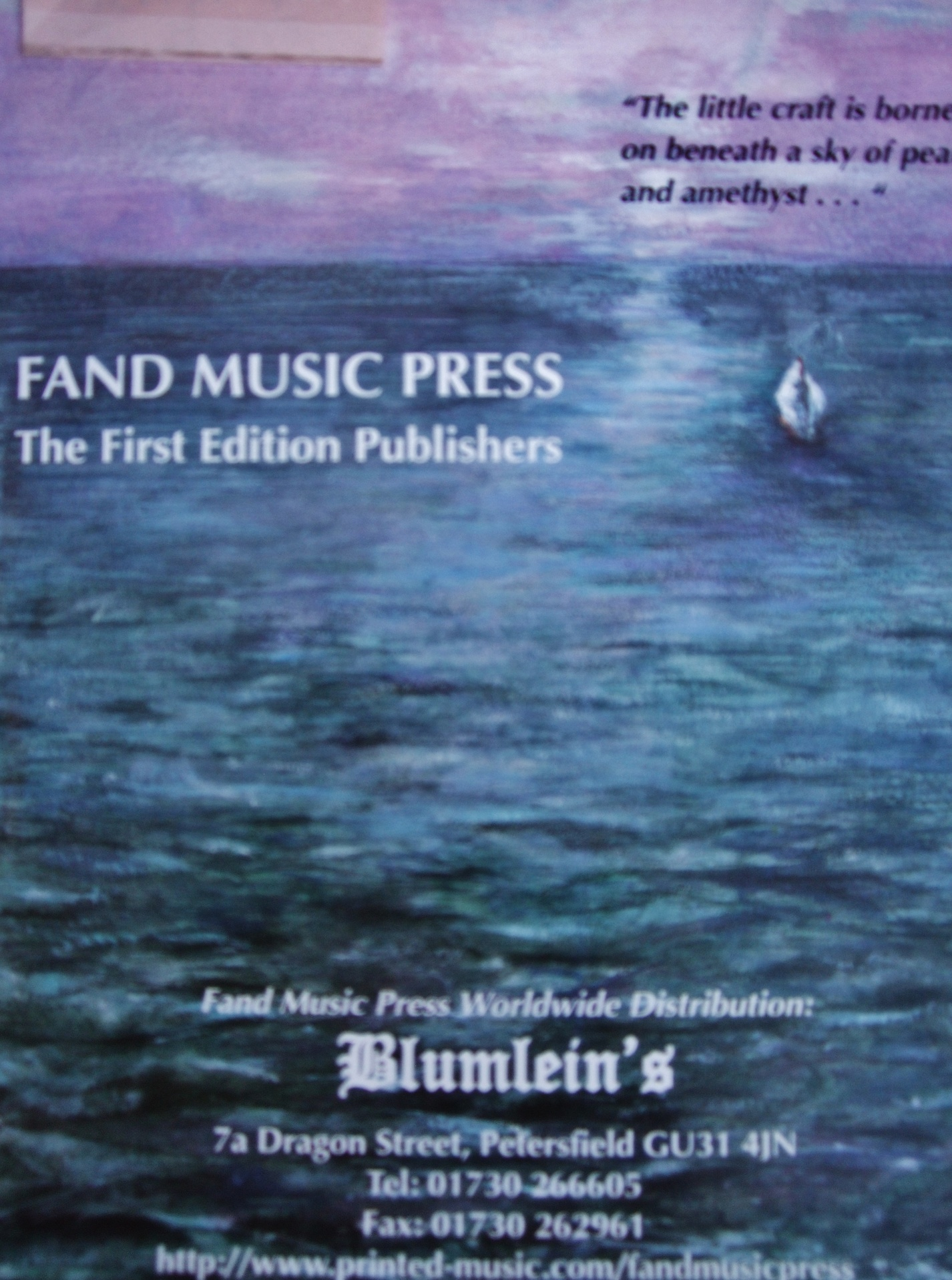 Fand Music Press.