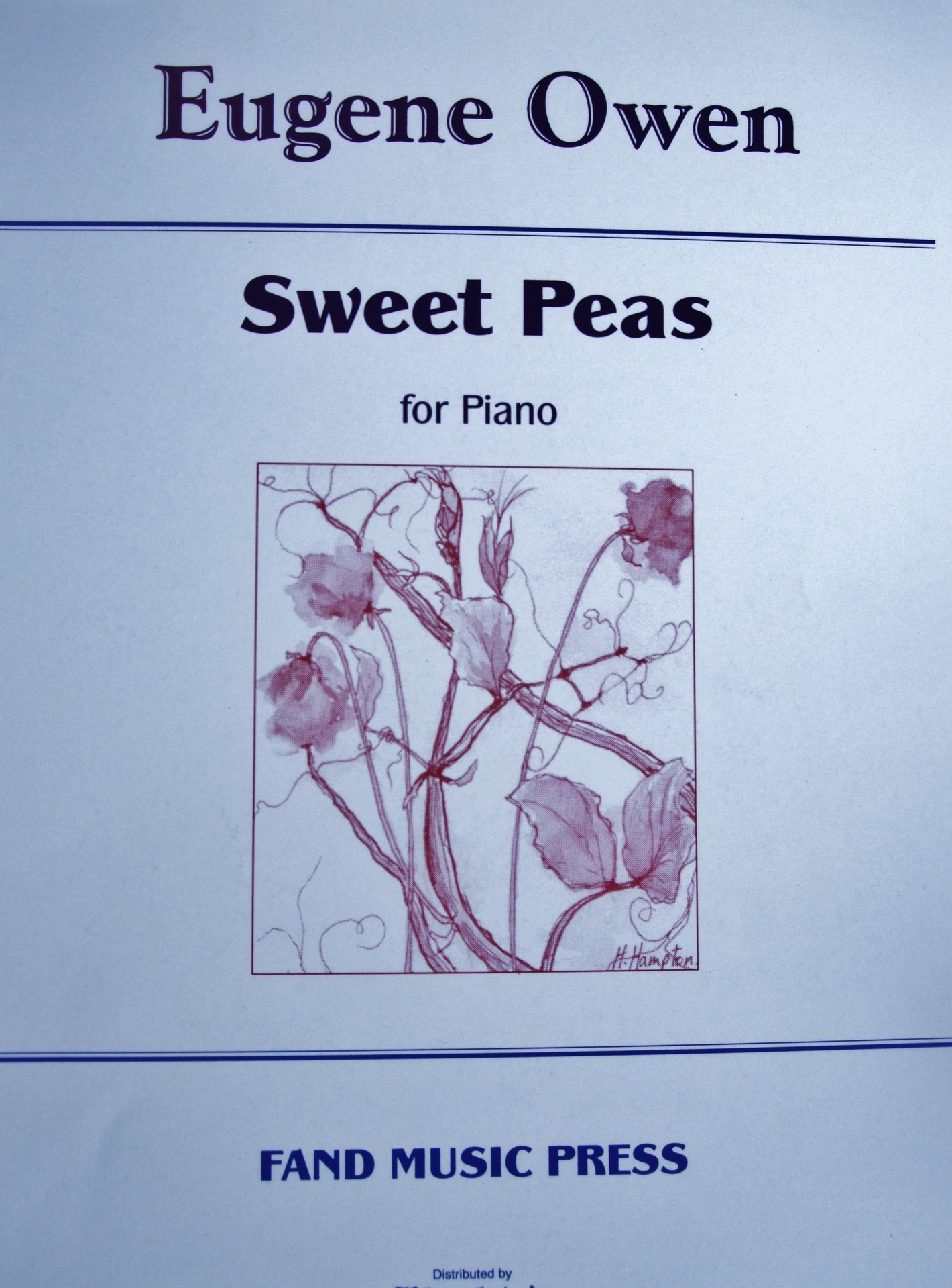 Sweet Peas.