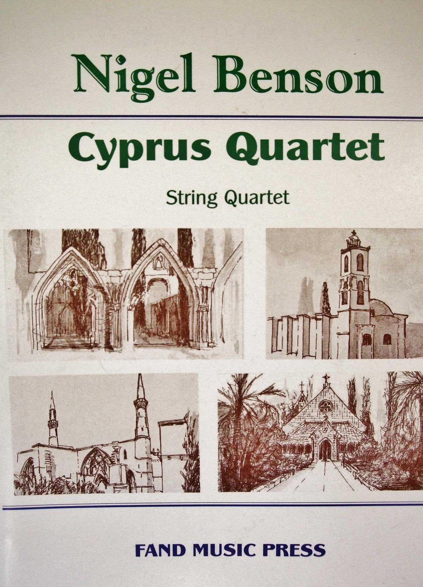 Cyprus Quartet.